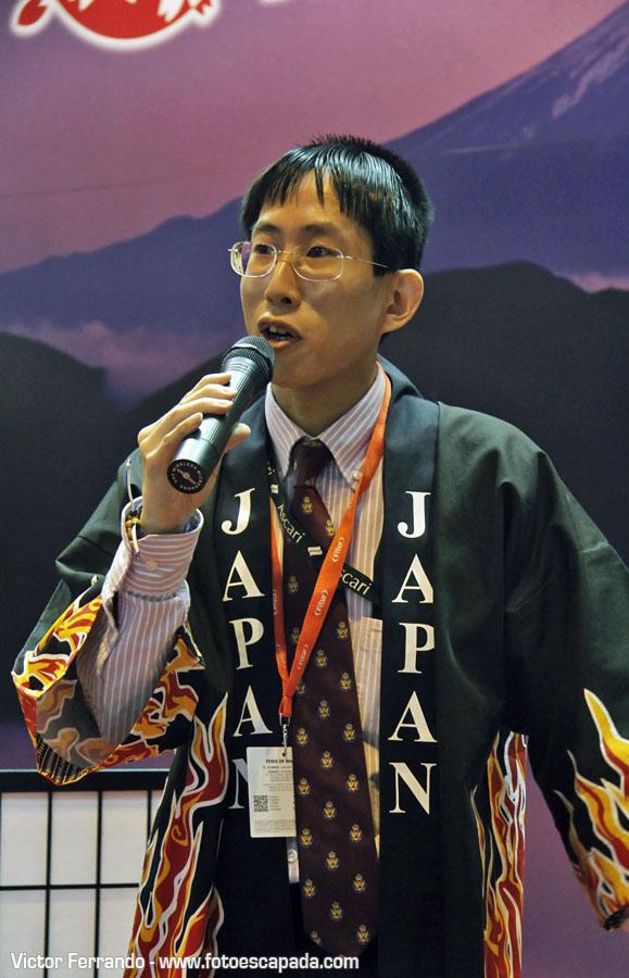 Japón en Fitur 2014