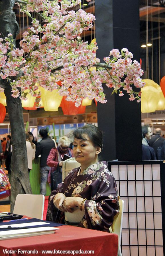 Japon en Fitur 2014