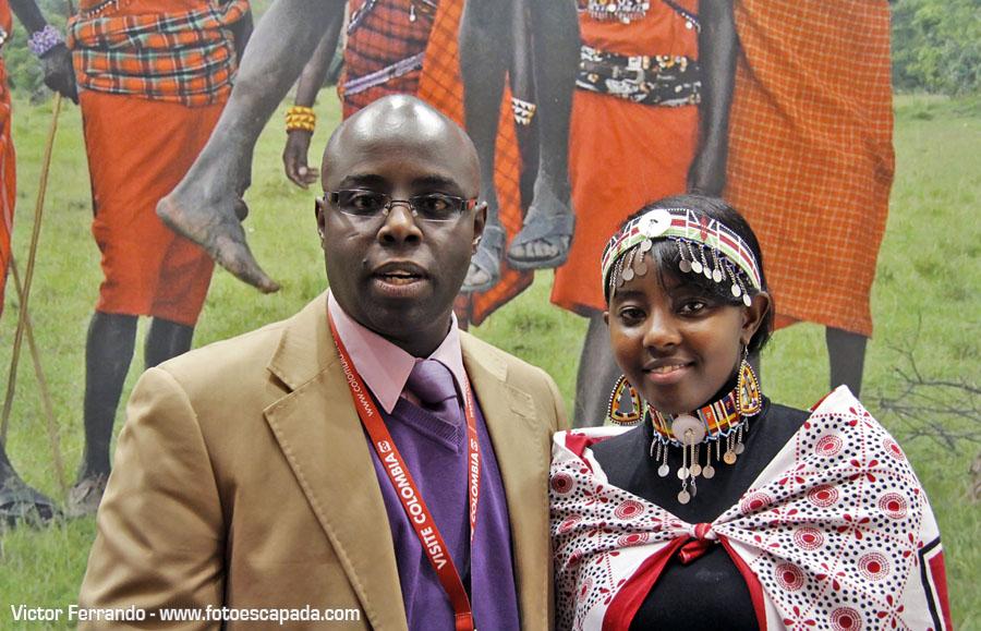 Kenia en Fitur 2014