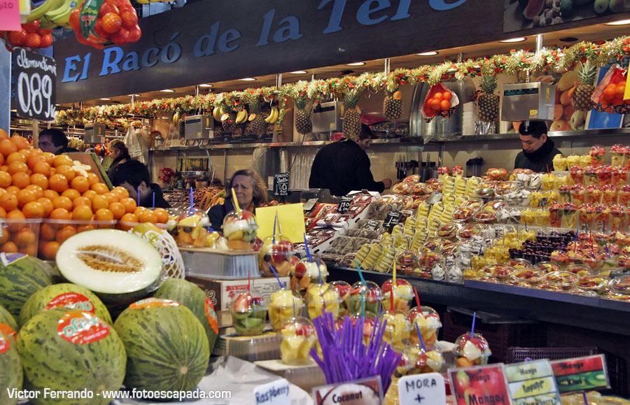 Mercado de la Boqueria Barcelona 3