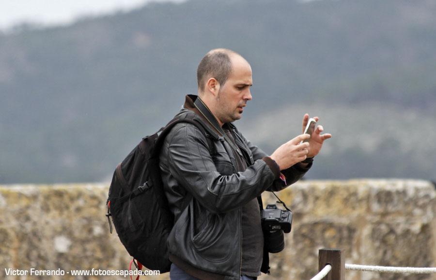 PalmaTrip - Bloggers en el Castell de Bellver Palma de Mallorca en Invierno