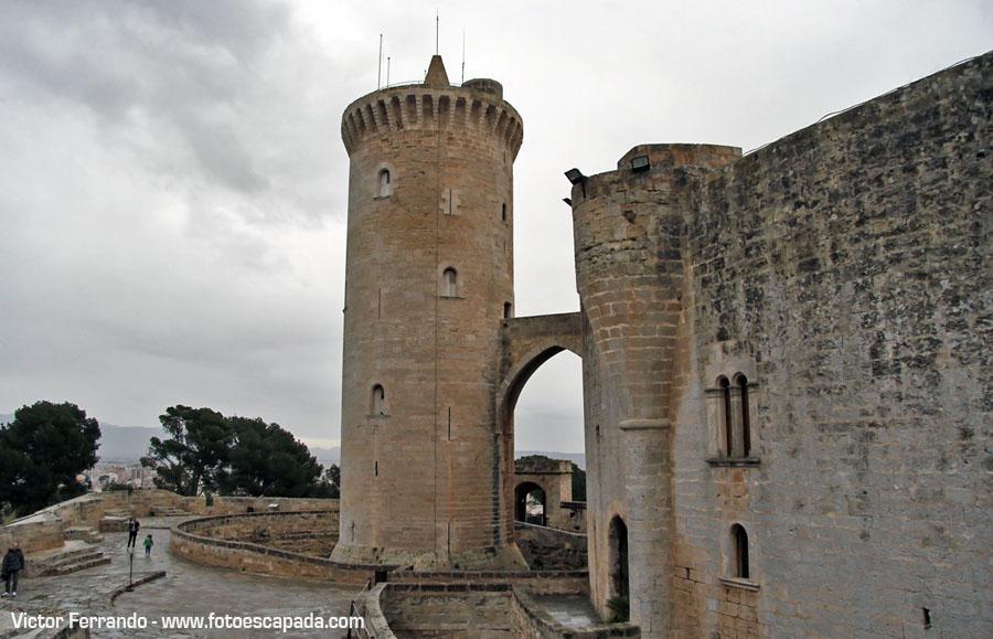 PalmaTrip - Castell de Bellver Palma de Mallorca