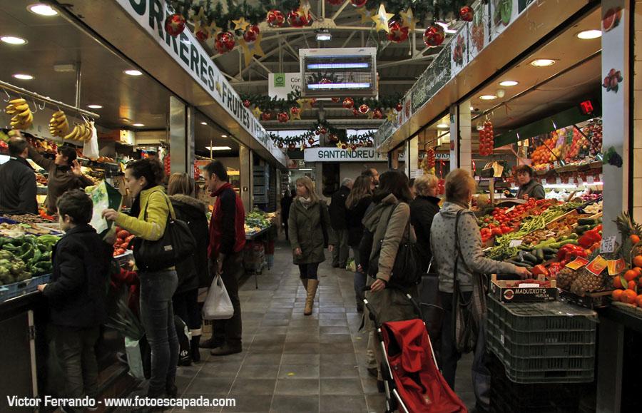 PalmaTrip - Mercado Santa Catalina Palma de Mallorca