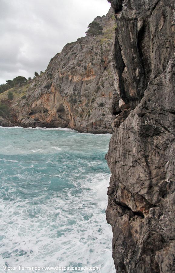 Torrent de Pareis en Sa Calobra Mallorca