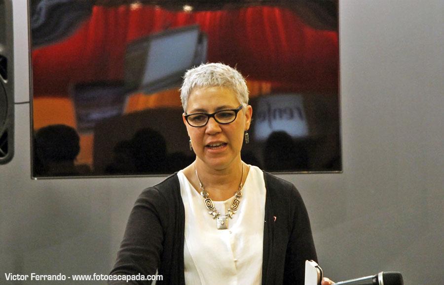Victoria Rodriguez en Fitur 2014