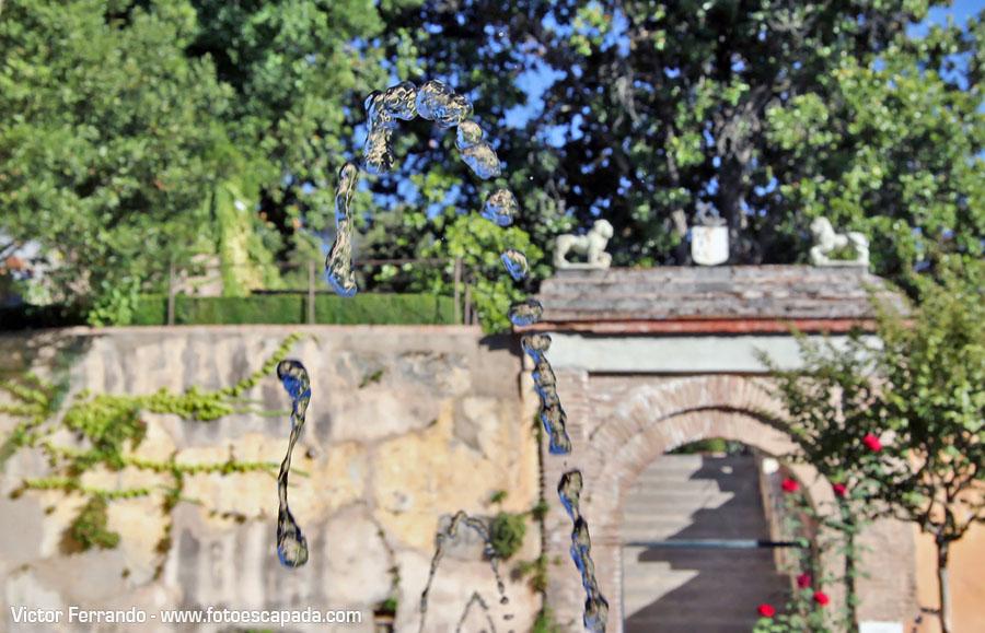 Generalife - Alhambra de Granada
