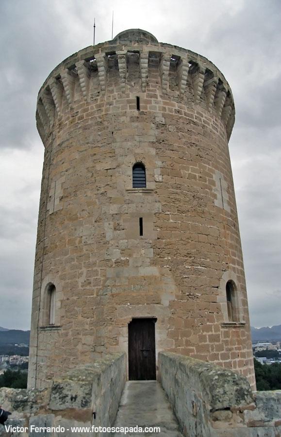 Castell de Bellver en Palma de Mallorca