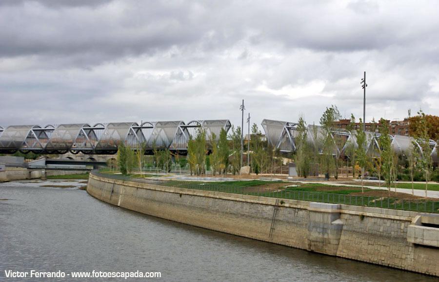 Parque de Madrid Río