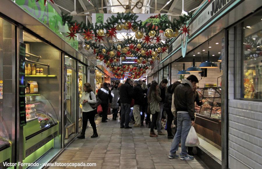 Mercado de Santa Catalina Palma de Mallorca