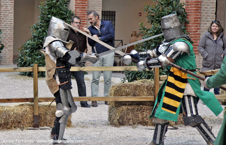 Mundial Medieval en el Castillo de Belmonte
