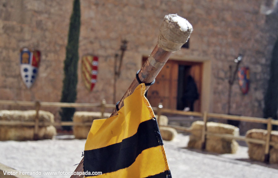 Mundial de Combate Medieval en el Castillo de Belmonte