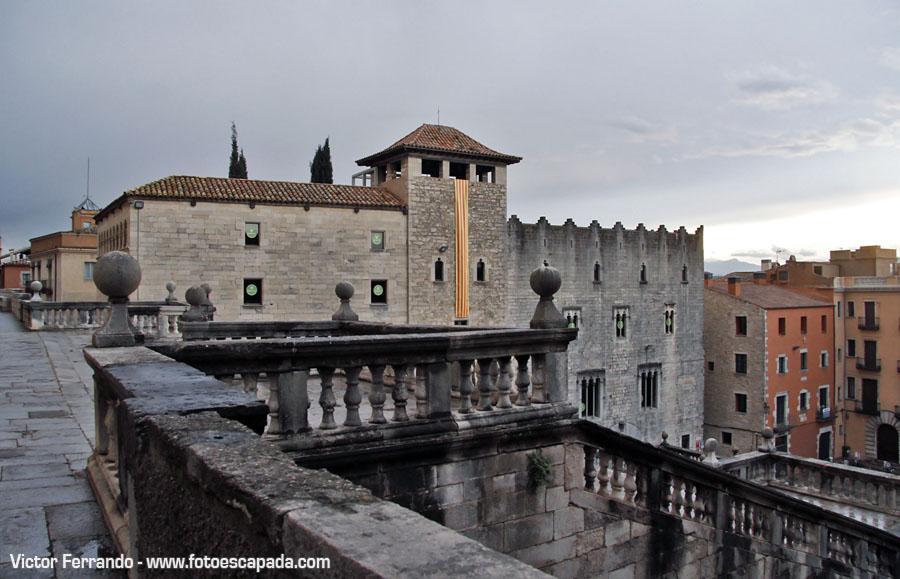 Una tarde en Girona