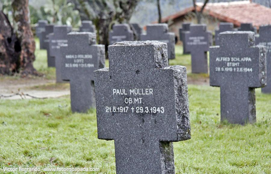 Cementerio Alemán