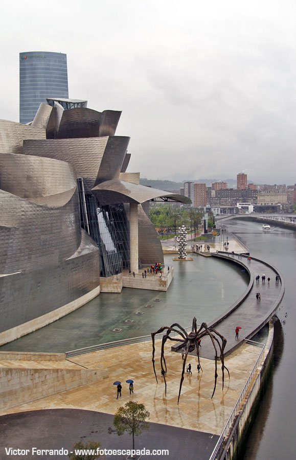 Qué ver en un día de lluvia en Bilbao