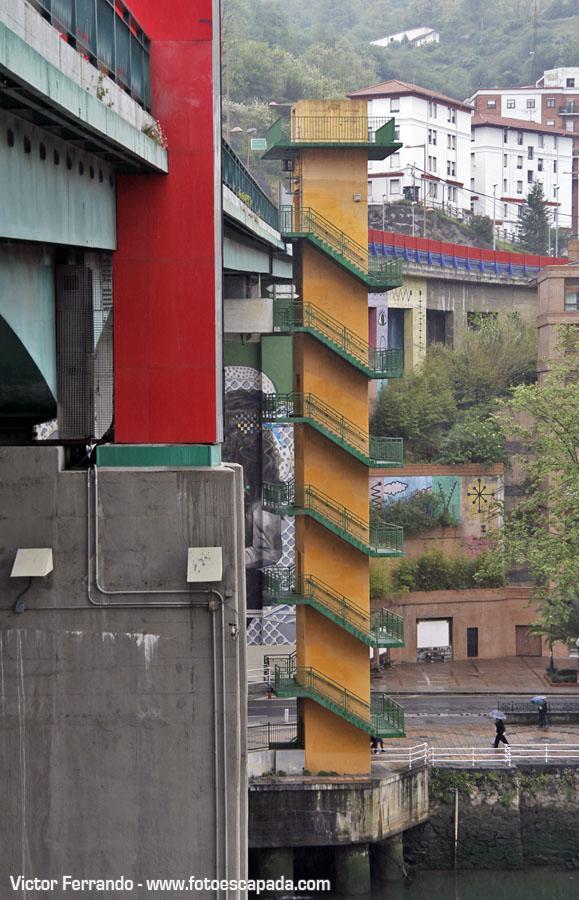 Fotografiando bajo la lluvia en Bilbao 6