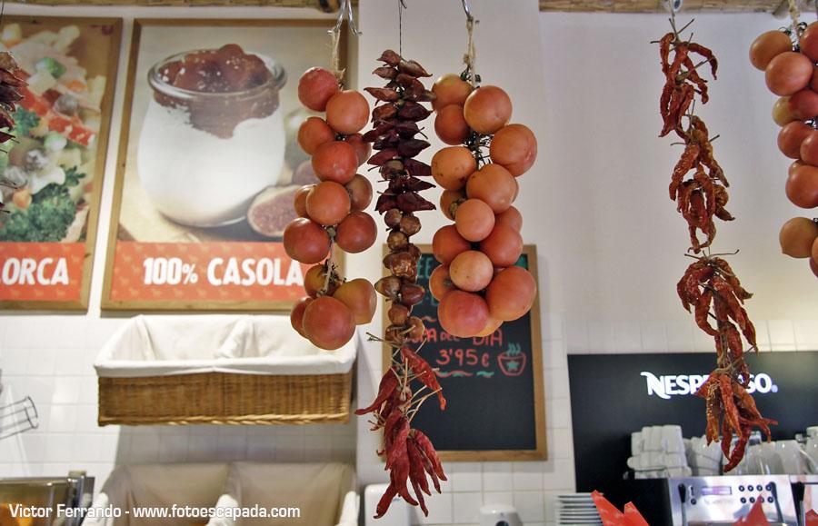 Comer o cenar en Palma de Mallorca - Restaurante Es Rebost
