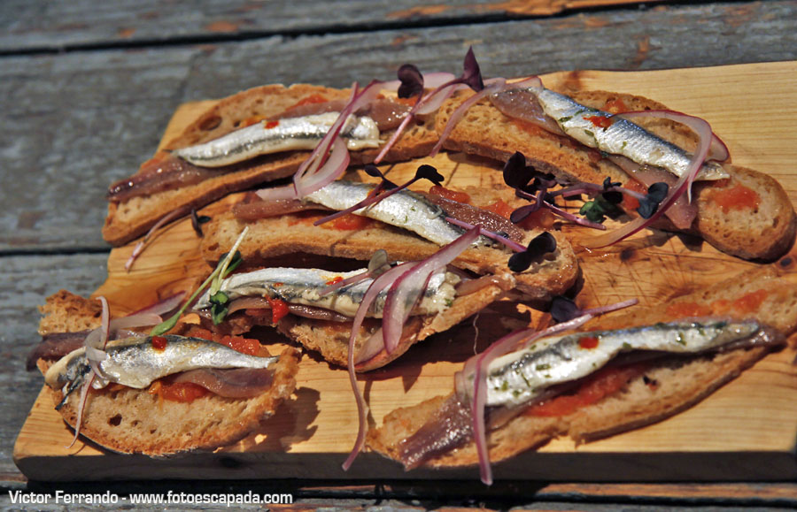 Comer o cenar en Palma de Mallorca - Restaurante Patron Lunares