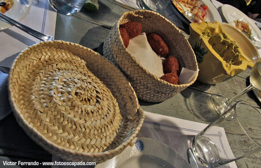 Restaurante Patron Lunares Palma de Mallorca