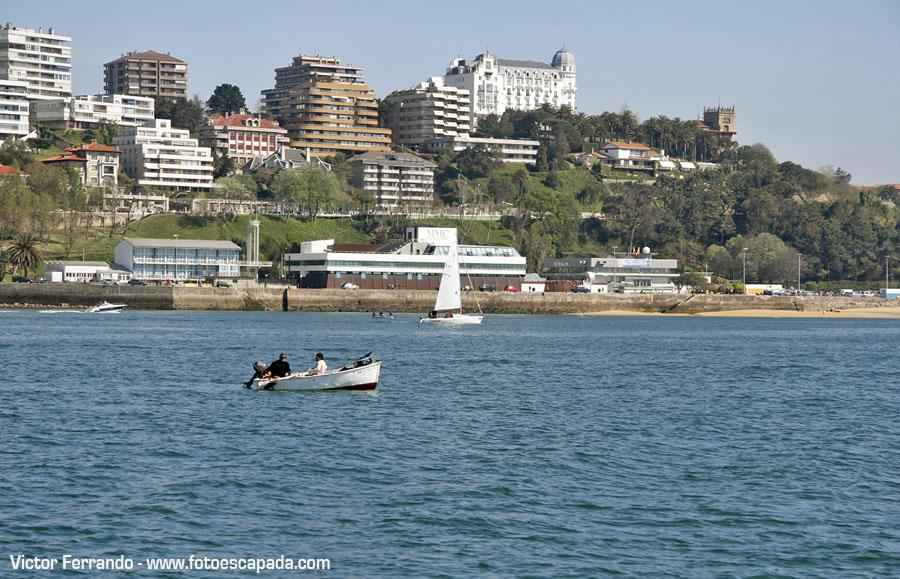 De Pedreña a Santander