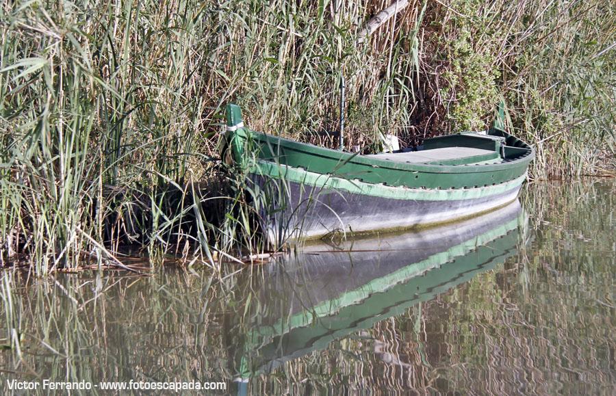 Paseo en barca por la Albufera de Valencia