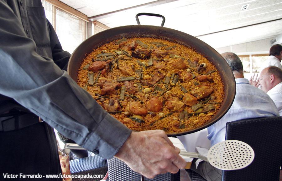 Restaurante Establiment Albufera de Valencia