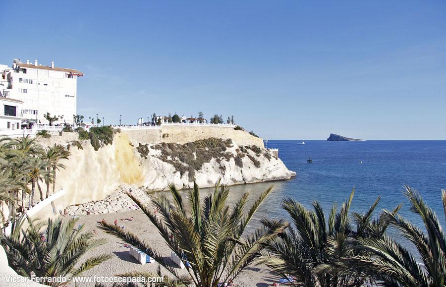Playas de la provincia de Alicante