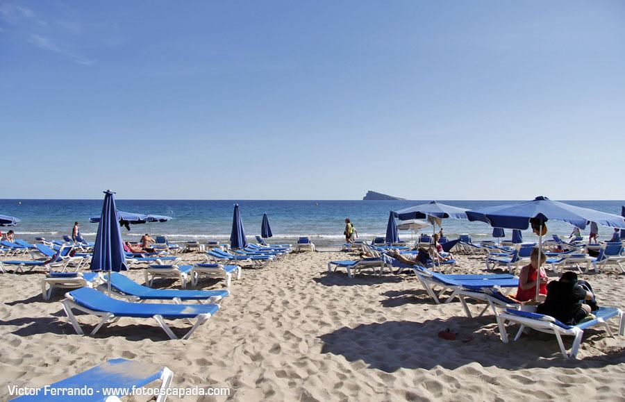 Playas de Benidorm