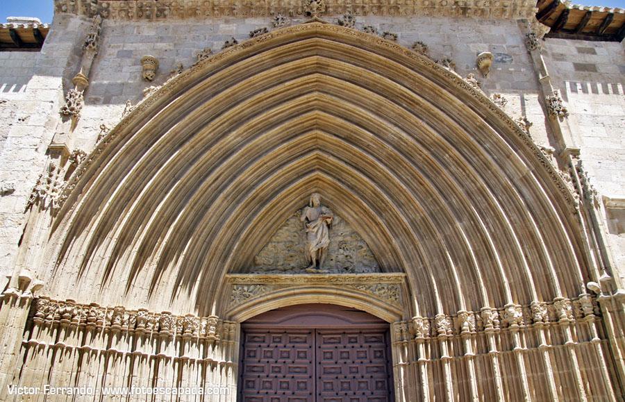 Aranda de Duero - Iglesia de San Juan