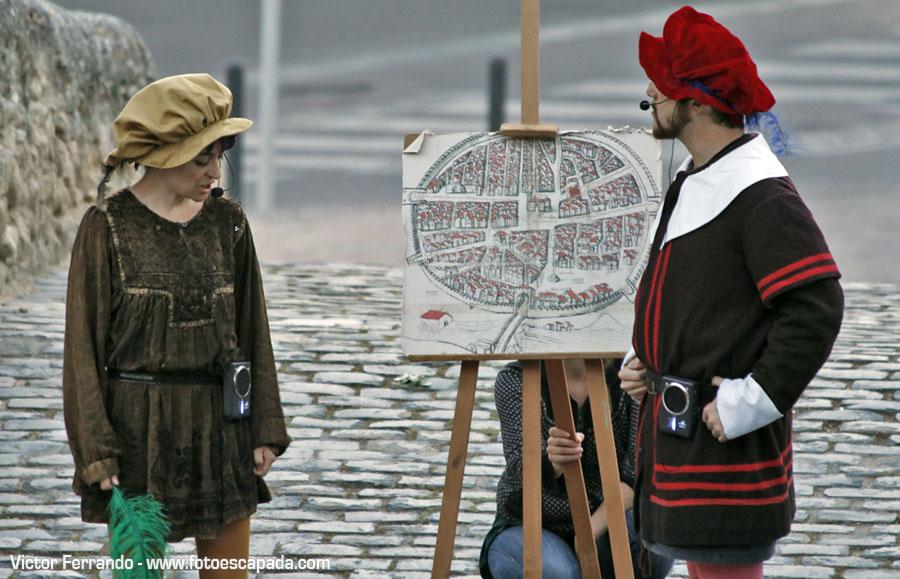 Aranda de Duero - Visitas teatralizadas