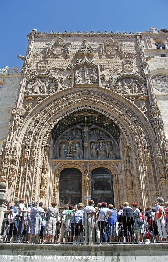 Aranda de Duero - Iglesia de Santa María la Real