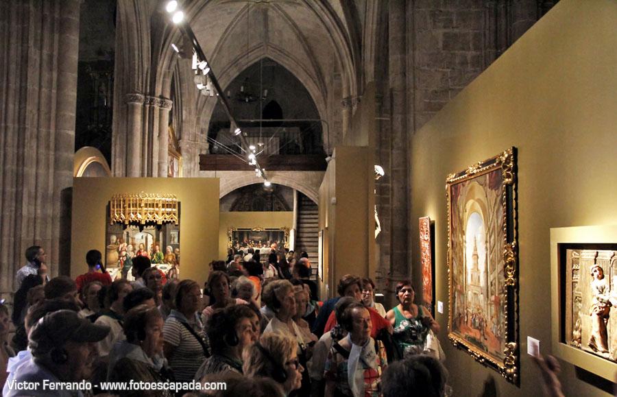Aranda de Duero - Eucharistia - Las Edades del Hombre