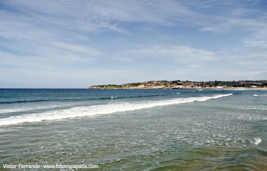 Playas de Gijón