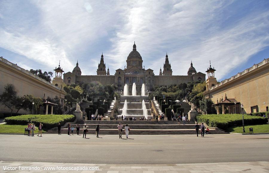 Fuente Mágica de Montjuic