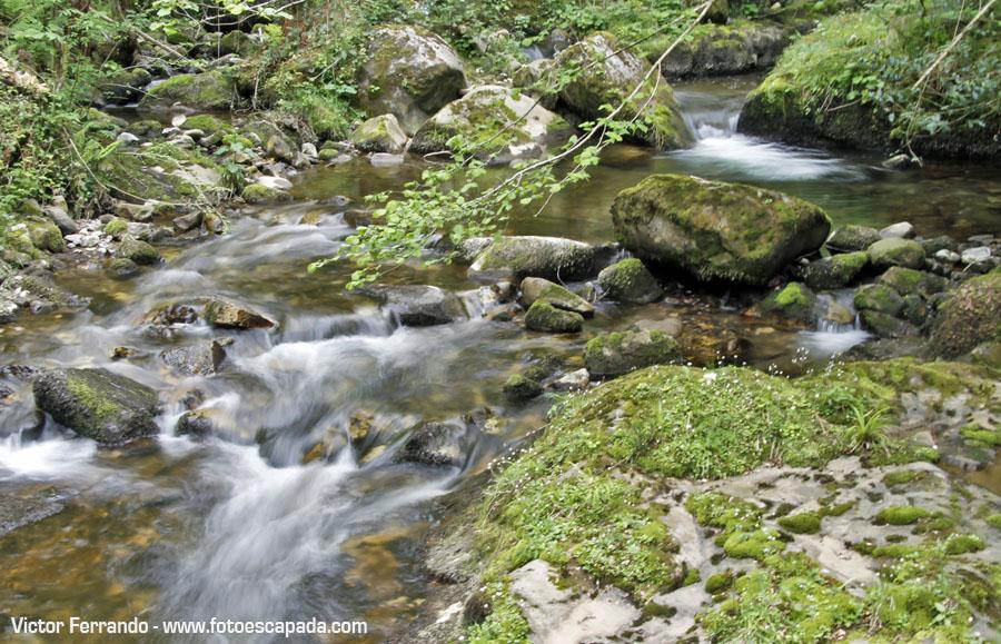 Valle del Río Infierno y Espinaredo
