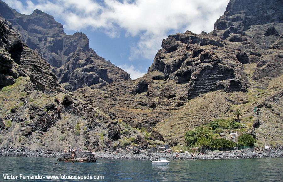 Bahia de Masca Tenerife
