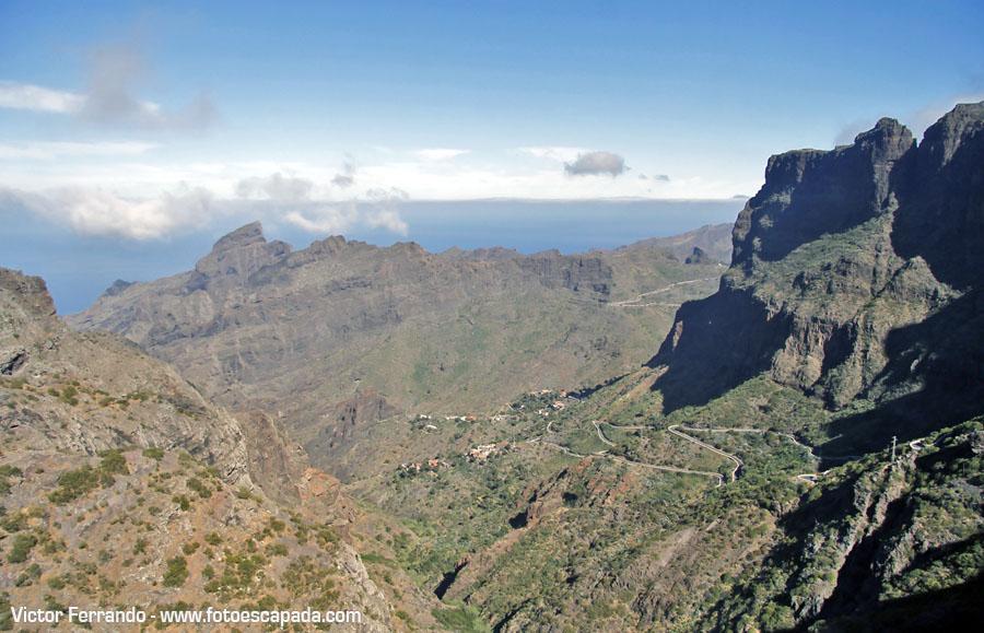 Playas y tradiciones de tenerife - Montañas de Tenerife