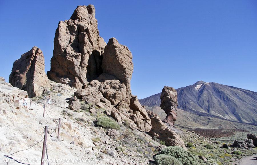 Roques de García Tenerife