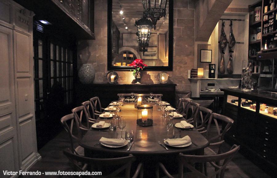 Comer o cenar en Palma de Mallorca - Restaurante Club del Tast