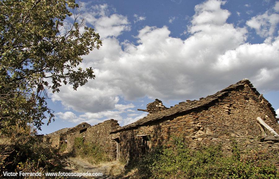 Los pueblos de la Arquitectura Negra en Guadalajara