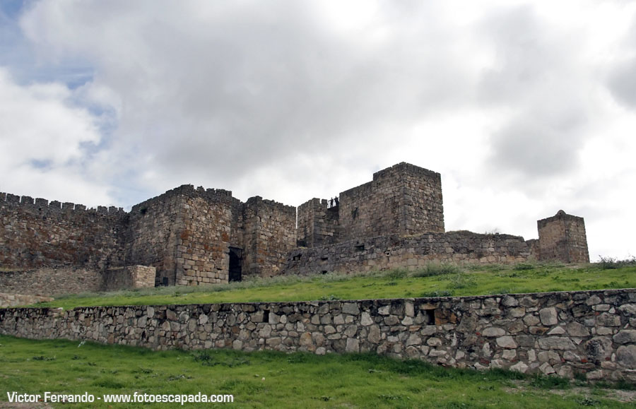 Castillo de Trujillo Cáceres