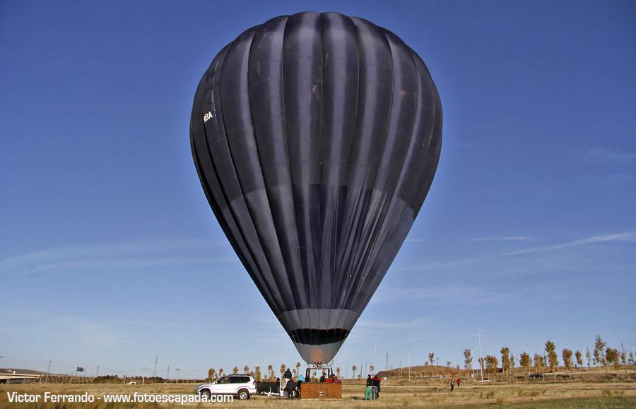 Volar en globo sobre Salamanca