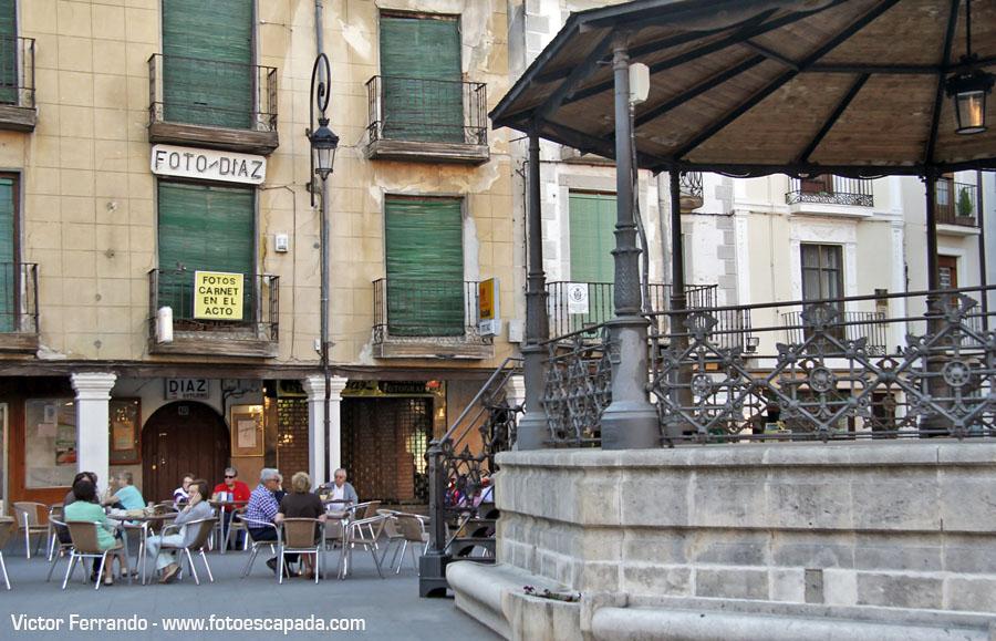 Aranda de Duero - Plaza Mayor