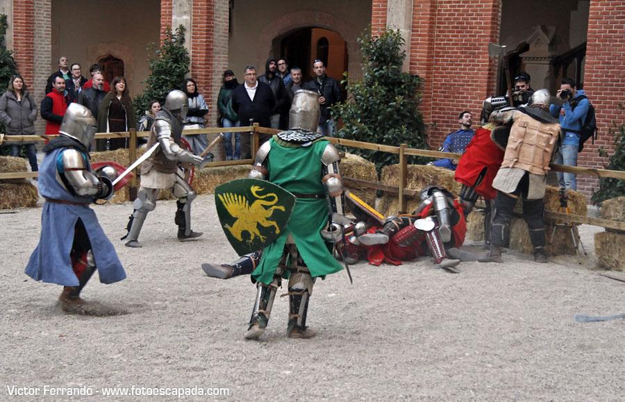 Mundial Medieval en el Castillo de Belmonte 25