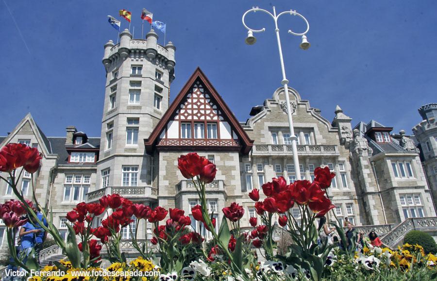 Palacio de la Magdalena - Santander