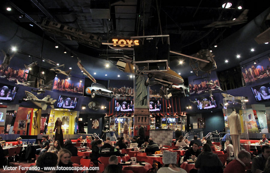 New York Pass - Planet Hollywood