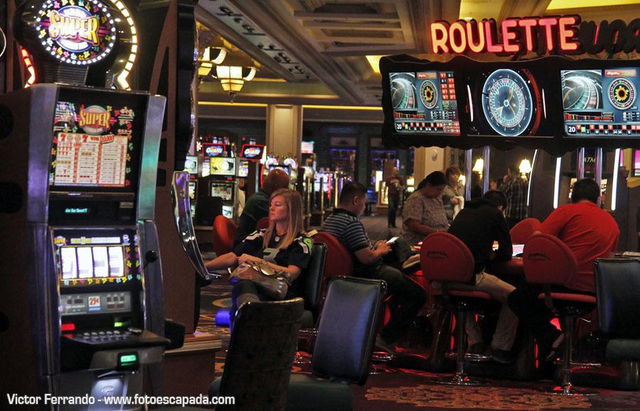 Las Vegas la ciudad del vicio