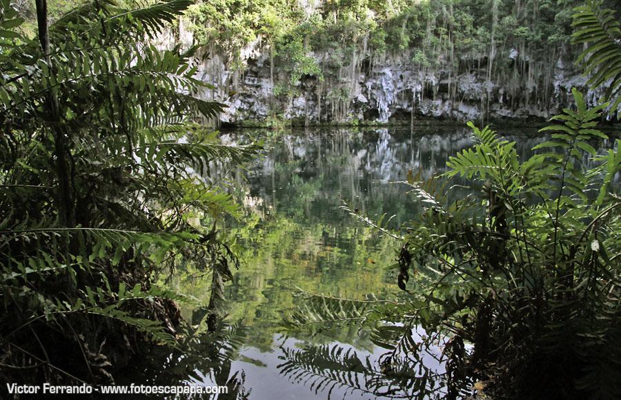 Parque Nacional Los Tres Ojos