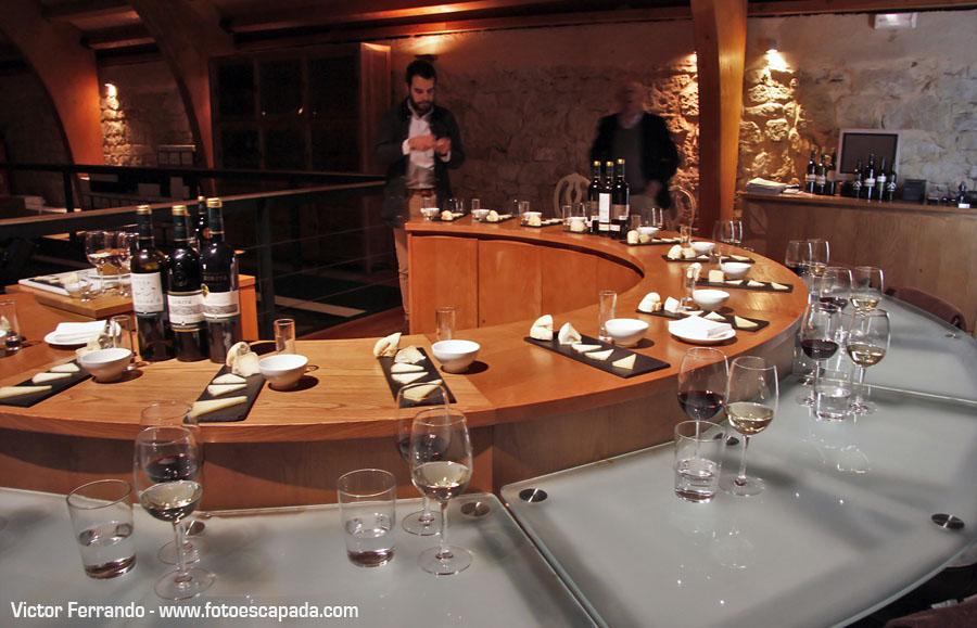 Cata de Vinos y Quesos en Hacienda Zorita