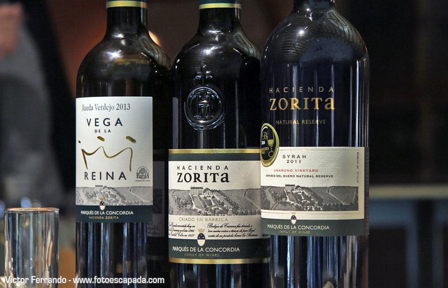Cata de Vinos y Quesos en Hacienda Zorita 7