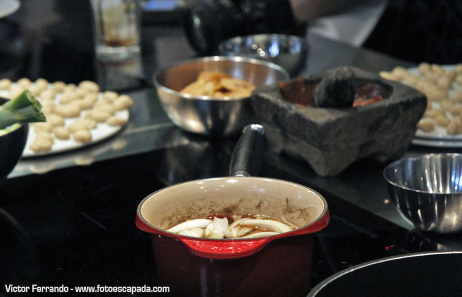 Fanesca Gastronomía Semana Santa Quiteña